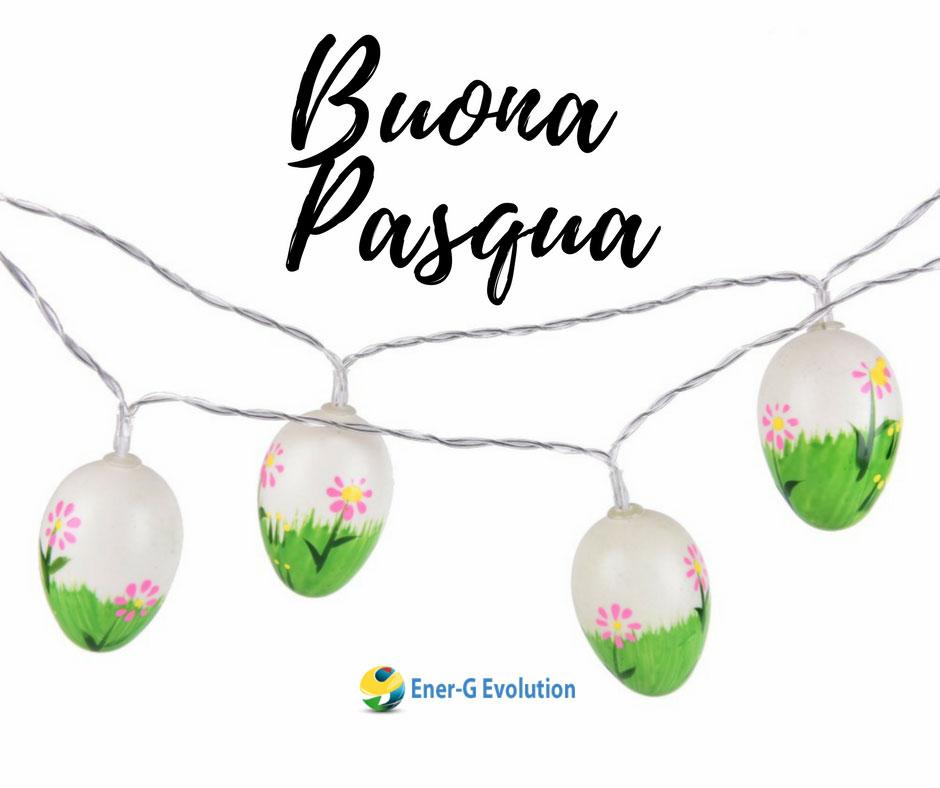 Ener-G Evolution augura a tutti una serena e felice Santa Pasqua!