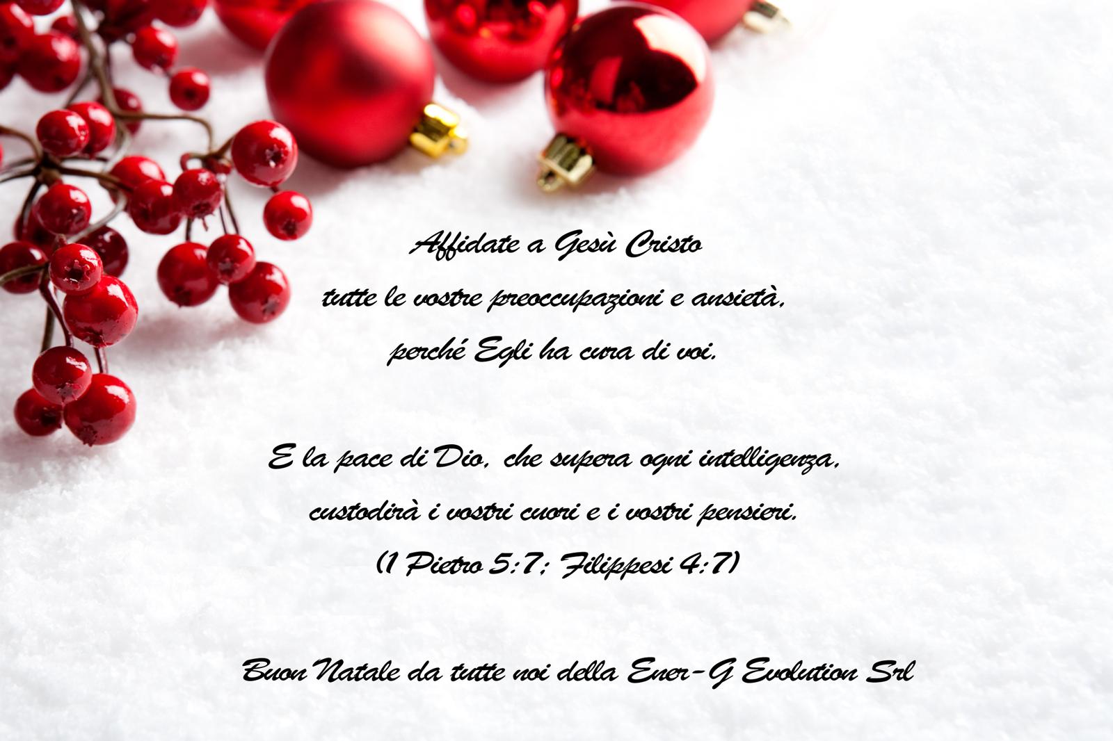 Buon Natale e Auguri per un 2019 di Pace vera