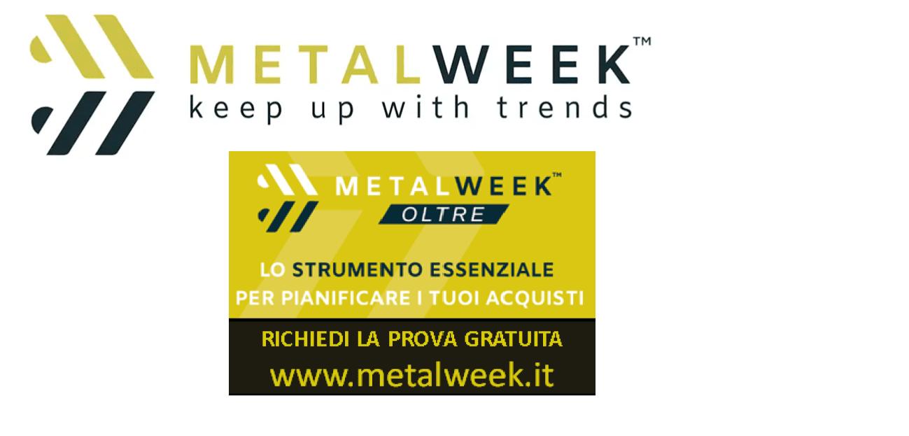 MetalWeek™ del 08/03/2021